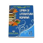 Culegere de Limba si literatura romana pentru clasa a VI-a - Editie 2016 (Filareta Iuriet, Laura Buhaciuc, Lucia Poclid)