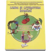 Adina Grigore - Limba si literatura romana. Manual pentru clasa a IV-a, semestrul II - (Contine CD)