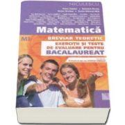 Matematica breviar teoretic - M1. Exercitii si teste de evaluare pentru bacalaureat (Petre Simion)