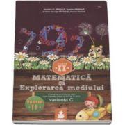Matematica si explorarea mediului - auxiliar clasa pentru clasa a II-a, varianta C - Semestrul II (2015)