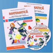 Matematica si explorarea mediului. Manual pentru clasa a IV-a - Semestrele I si II - Contine editia digitala