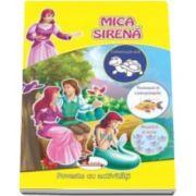 Mica sirena - Poveste cu activitati