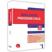 Noul Cod de procedura civila. Legislatie consolirata si index - Actualizat la 8 septembrie 2016