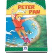 Peter Pan - Carte de buzunar ilustrata