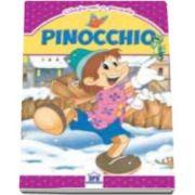 Pinocchio - Carte de buzunar ilustrata
