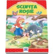 Scufita rosie - Carte de buzunar ilustrata