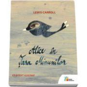 Lewis Carroll - Alice in Tara Minunilor - Carte cu CD si text ilustrat
