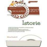 Bacalaureat 2017. Istorie. 20 de teste de evaluare pe capitole si 25 de teste finale, dupa modelul M. E. N. C. S. (Mihaela Olteanu)