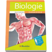 Delia Prisacaru - Biologie. Caiet de lucru, pentru clasa a VII-a - (Editie 2016)