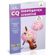 CQ - Inteligenta creativa - Inteligenta spatial-vizuala. Inteligenta muzical-ritmica. Varsta recomandata 3 ani