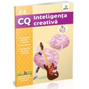CQ - Inteligenta creativa - Inteligenta spatial-vizuala. Inteligenta muzical-ritmica. Varsta recomandata 4 ani