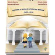 Culegere de limba si literatura romana, pentru clasa a III-a (Valentin Diaconu)