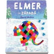 Elmer in zapada (David McKee)