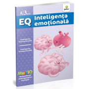 EQ - Inteligenta emotionala - Inteligenta interpersonala. Inteligenta intrapersonala. Varsta recomandata 3 ani