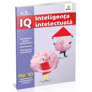 IQ - Inteligenta intelectuala - Inteligenta logico-matematica. Inteligenta lingvistica. Varsta recomandata 3 ani