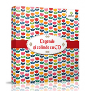 Legende si Colinde cu CD (Pachet Craciun 2)