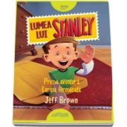 Lumea lui Stanley - Prima aventura, lampa fermecata (Jeff Brown)