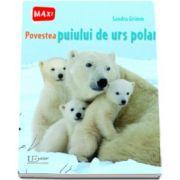 Sandra Grimm, Povestea puiului de urs polar