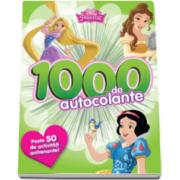 Disney - Printese. 1000 de autocolante - Peste 60 de activitati antrenante