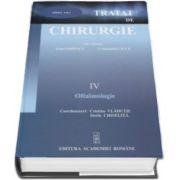 Cristina Vladutiu - Tratat de chirurgie. Volumul IV - Oftalmologie. Sub redactia - Irinel Popescu (Editia a II-a)