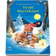 Norbert Landa - Tu esti Mos Craciun - Cu Ilustratii de Marlis Scharff-Kniemeyer