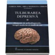 Camelia Popa - Tulburarea depresiva, volumul II - Elemente de psihodiagnostic, terapii moderne si studii de caz