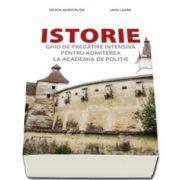 Felicia Adascalitei, Istorie - Ghid de pregatire intensiva pentru admiterea la Academia de Politie