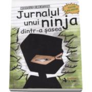 Marcus Emerson - Jurnalul unui ninja dintr-a sasea. Volumul I, Editie bilingva engleza-romana