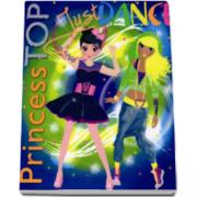 Just dance - Princess TOP - bleu