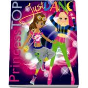Just dance - Princess TOP - violet