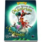 Muzicantii din Bremen - Engleza - Romana - Colectia Povesti bilingve