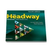 Soars Liz - New Headway Advanced Class Audio CDs (2) - Fourth Edition