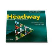Soars Liz - New Headway Advanced Class Audio CDs (2) - Fourth Edition
