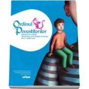 Ordinul Povestitorilor - Revista de scriere creativa si alte forme de magie (Numarul 4)