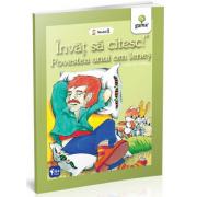 Ion Creanga - Povestea unui om lenes - Invat sa citesc! Nivelul 1