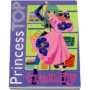 Trendy - Princess TOP - violet