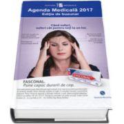 Agenda Medicala 2017 - editia de buzunar -