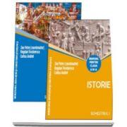 Zoe Petre - Istorie manual pentru clasa a IV-a, semestrul I si semestrul al II-lea (Contine editia digitala)