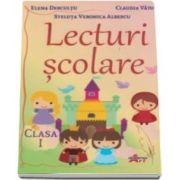 Lecturi scolare pentru clasa I (Elena Descultu)