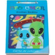 UFO-UMOR (Carte de colorat)
