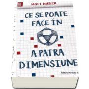 Matt Parker, Ce se poate face in a patra dimensiune