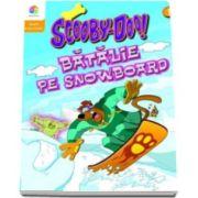 Scooby-Doo! Batalie pe snowboard (Colectia Acum si eu citesc)