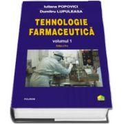 Dumitru Lupuleasa, Tehnologie farmaceutica. Volumul I (Editia a IV-a 2017)