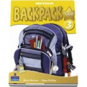 Mario Herrera, Backpack Gold 3 Workbook