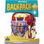 Mario Herrera, Backpack Gold 4 Workbook