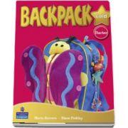 Backpack Gold Starter Students Book (Herrera Mario)