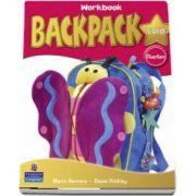 Backpack Gold Starter Workbook (Herrera Mario)