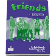 Liz Kilbey, Curs de limba engleza Friends 1 (Global) Activity Book