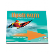 Virginia Evans - Curs limba engleza. Upstream Intermediate Audio CD. Set 5 CD - Editie veche