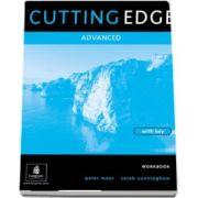 Cutting Edge Advanced Workbook With Key (Sarah Cunningham)